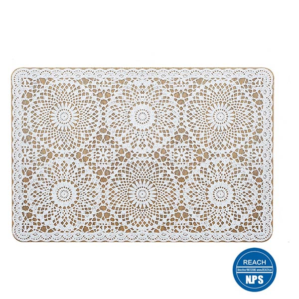 WANTU Hard PVC Placemats H04