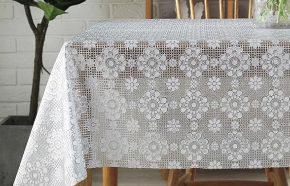 WANTU PVC Table Cloth