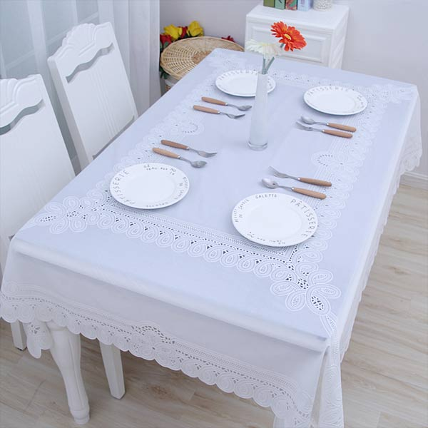 WANTU PVC Table Cloth 1801