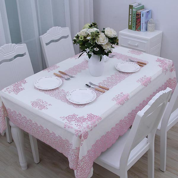 WANTU PVC Table Cloth 1807