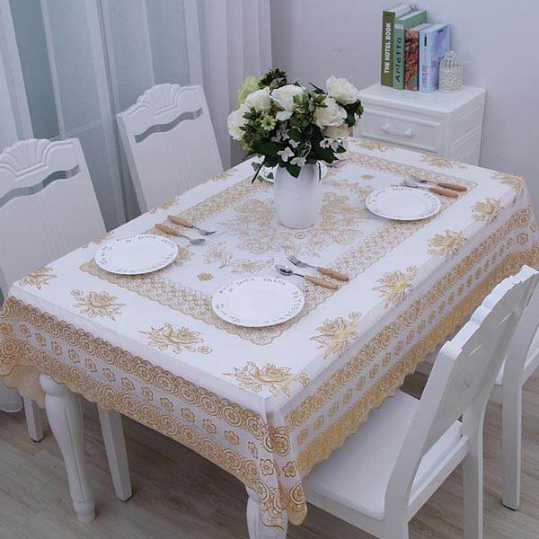 WANTU PVC Table Cloth 1808