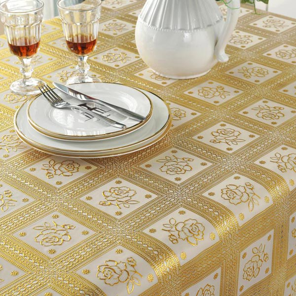 WANTU PVC Table Cloth Roll JL137-2