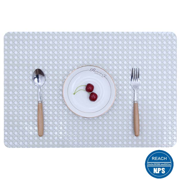 WANTU Hard PVC Placemats H01