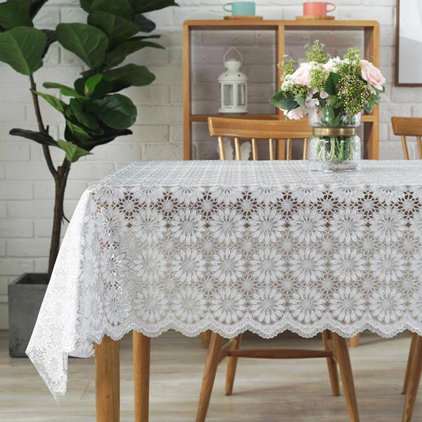 WANTU PVC Table Cloth Roll JL137-3