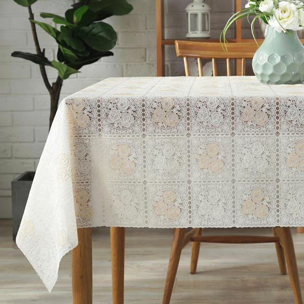 WANTU PVC Table Cloth Roll JL445