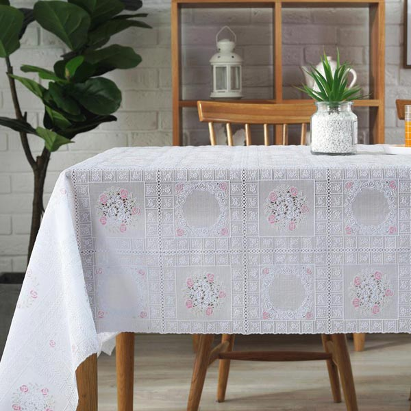 WANTU PVC Table Cloth Roll JL495
