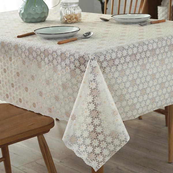 WANTU PVC Table Cloth Roll JL501